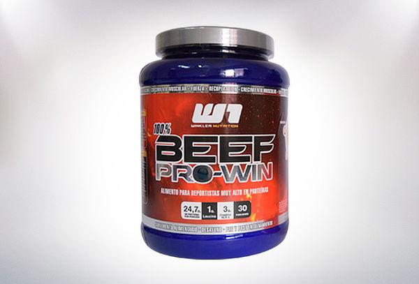 Proteína Beef Pro-Win 1 Kg Honey Stinger