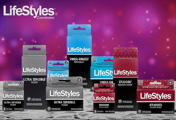 Un año de Preservativos Lifestyles