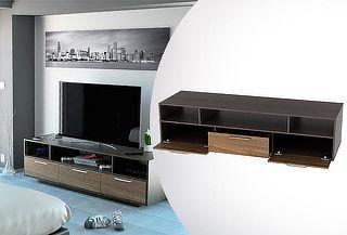 Rack TV Wema TV58 - Wengue / Amaretto