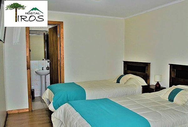 Hostal Iros, Temuco: 1 a 7 noches para 1, 2, 3 o 5 personas