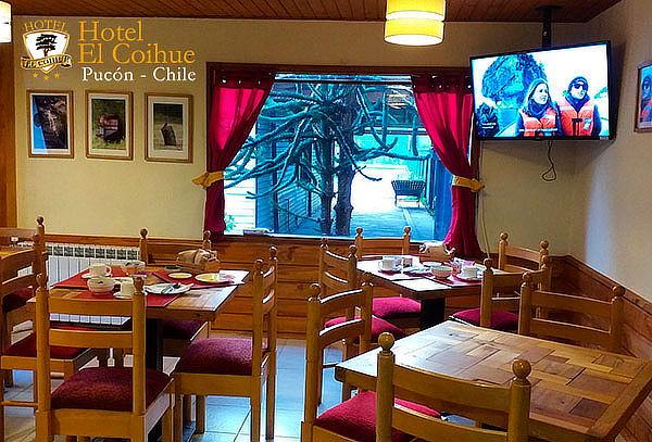 Hotel El Coihue, Pucón: 1 a 6 noches para 2, 3 o 4 personas