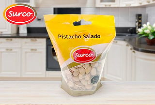 Pack 3 unidades de Pistachos Salados de 200 gr. cada una.