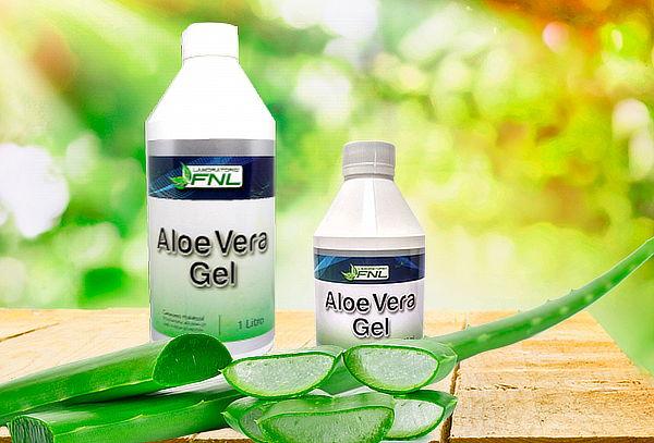 Aloe Vera gel Laboratorio FNL