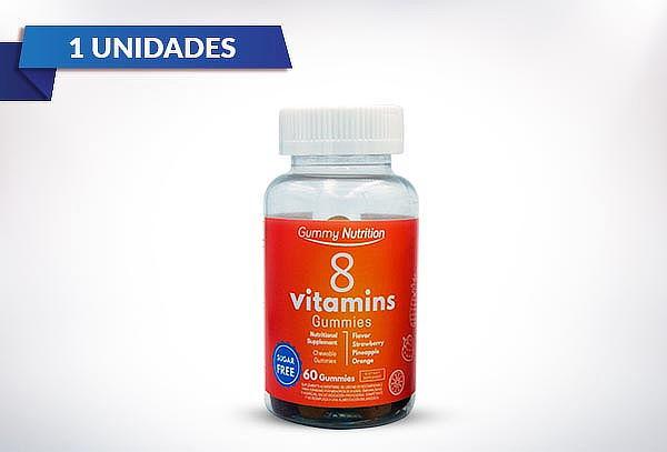 Pack de 1 o 2 frascos de Vitaminas para el Pelo