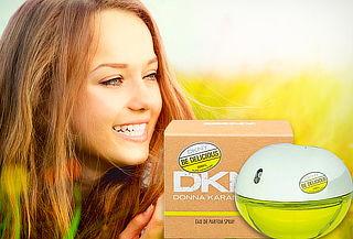 Perfume DKNY Be Delicious 100 ml de Donna Karan para Mujer