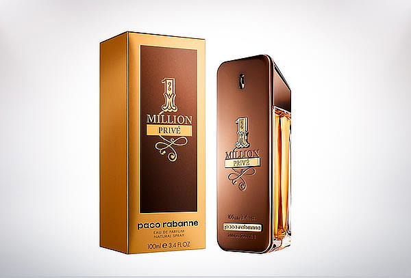 Perfume Paco Rabanne One Million Prive 100ml Men