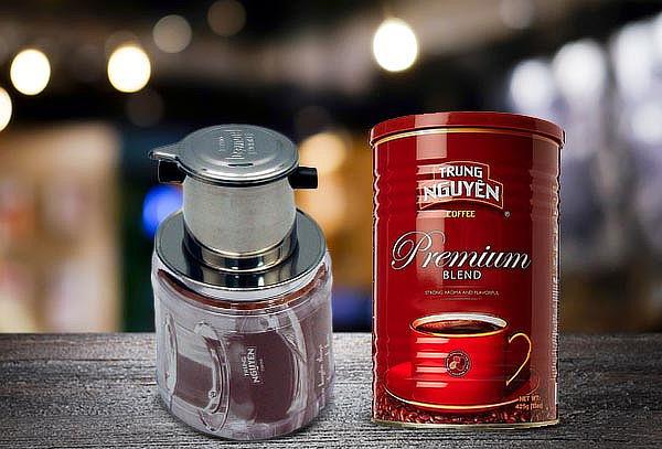 Pack Café Molido Cacao + Filtro de Preparación Vietnamita