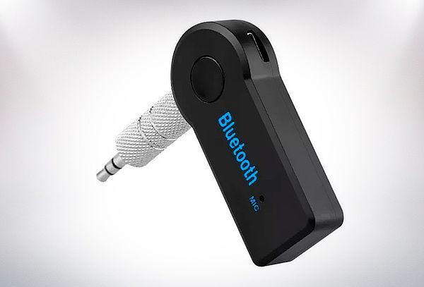 Receptor de Bluetooth para Reproductores