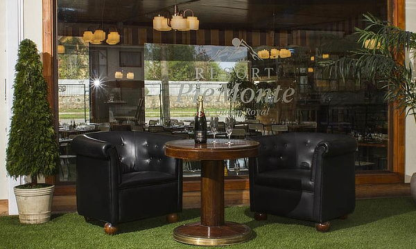 Resort Hotel Piemonte: Full day con almuerzo y cena para 2