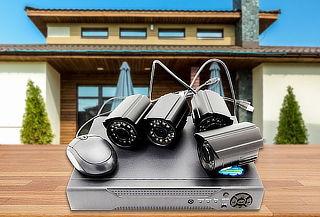 Kit de Seguridad + 4 Cámaras