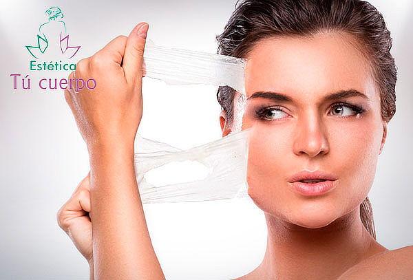 Peeling Químico Facial Puríficador de Piel