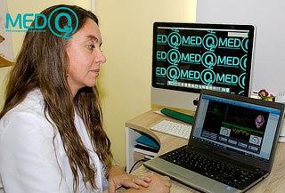 Examen de Diagnóstico y Orientación de 36 parámetros