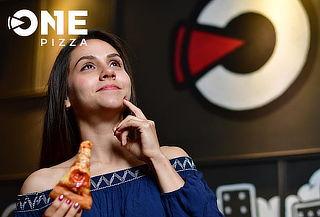 Pizza Personal de 22cm + Bebida de Lata 350ml