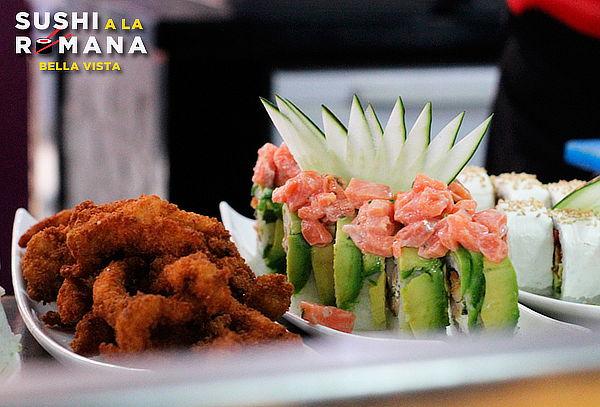 Tenedor Libre Sushi + Bebidas Recargables y Más para 2 o 4