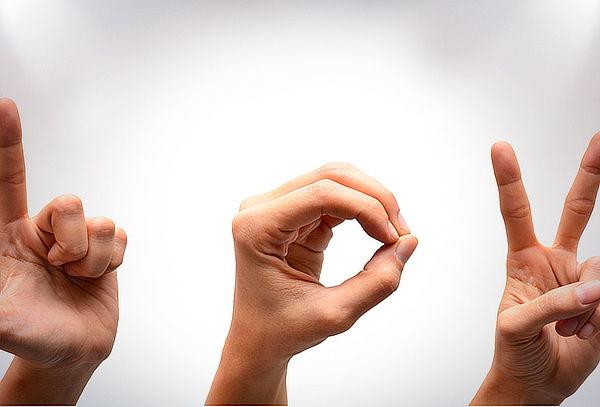Curso Online de Comunicación en Lengua de Signos