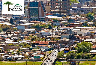 Hostal Iros, Temuco: 1 a 6 noches para 1, 2 o 3 personas