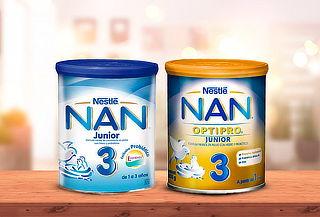 Pack 3 Tarros NAN® Por3