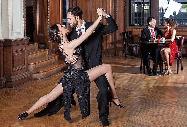 8 Clase de Tango en Santiago