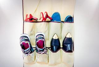 7332d955 Organizador de Zapatos para Puerta