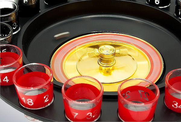 Juego de Shots Drinking Roulette