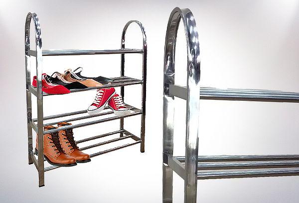 Rack Organizador de Zapatos 4 Repisas