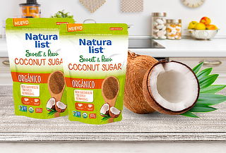 Pack 2 Azúcar de Coco 300 gr Naturalist