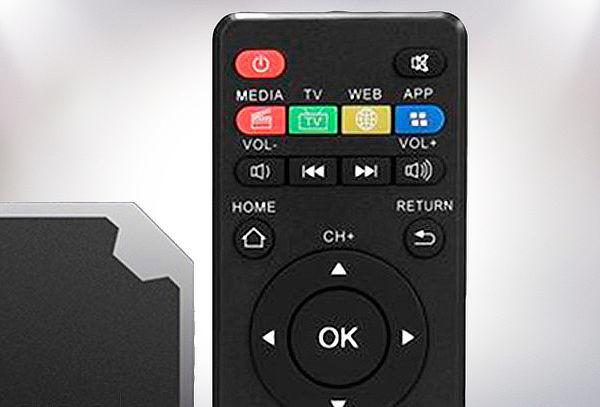 Smart TV Box x96 Mini  ¡Convierte tu TV en un Smart TV!
