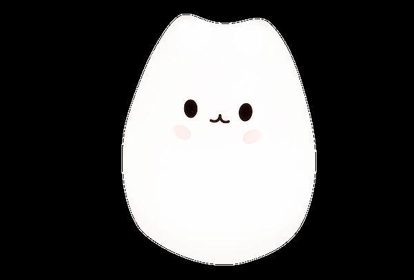 Espantacuco Gato Multicolor con Control Remoto