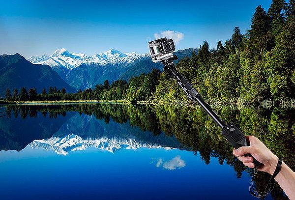 Bastón Selfie Extensible con Bluetooth