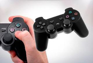 2 Joystick para PS3 Inalámbrico