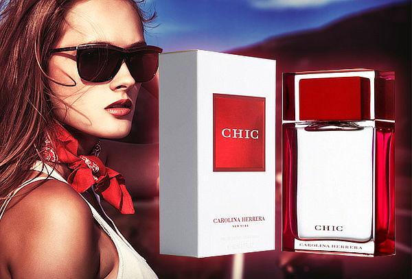 Perfume Chic Carolina Herrera Mujer 80 ml