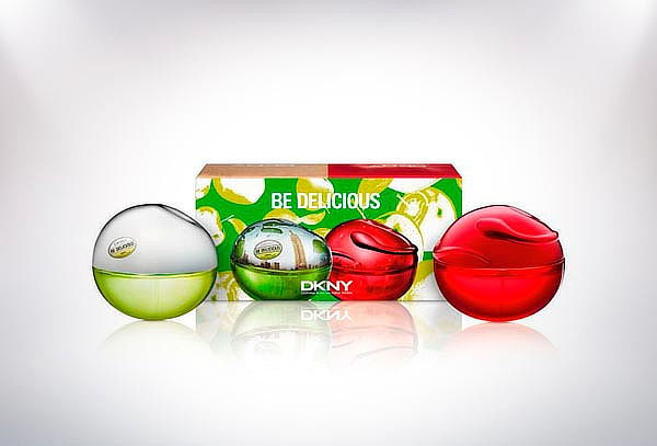 Set Duo Be Delicious EDP 30 ML + Be Tempted EDP 30 ML