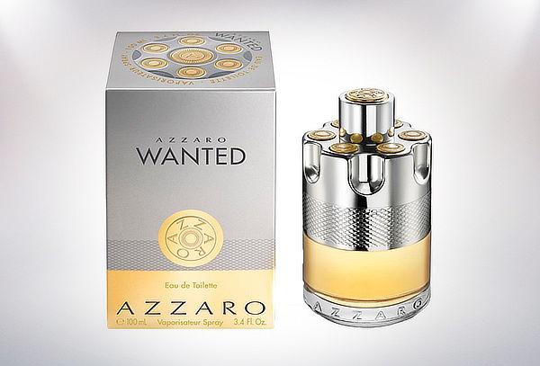 Perfume Azzaro Wanted 100 ml