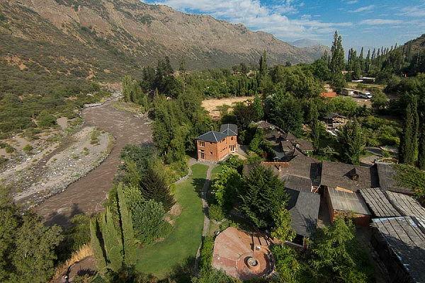 Hotel Altiplánico, Cajón del Maipo: 1 noche para 2, desayuno