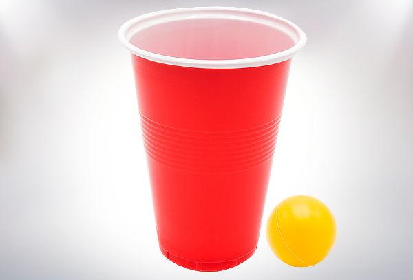 Set para Juego Beer Pong