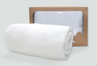 Toalla de Baño Premium Extra Gruesa color Blanco