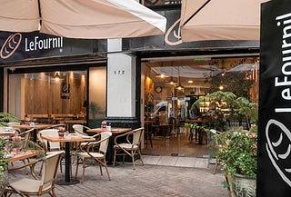 Almuerzo o Cena para 2 Personas en Le Fournil, 5 Sucursales