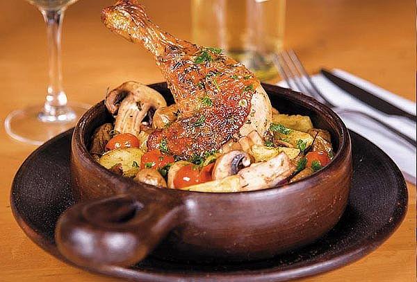 Almuerzo o Cena Francesa Premium para 2 Personas, Le Fournil