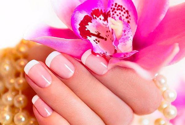 Manicure permanente + Perfilado de cejas