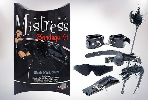 Kit Erótico Bandage de 6 Piezas
