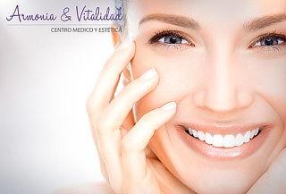 Rejuvenecimiento Facial + Radiofrecuencia + Limpieza Facial