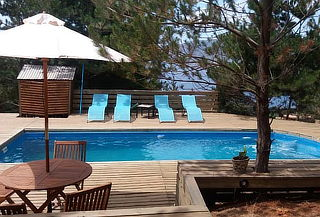 Carilafquén Spa, Laguna Verde: Full day spa para 2 pers.