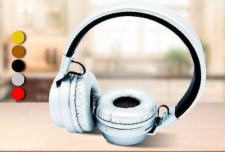 Audífonos Inalámbricos con Micro SD y Radio