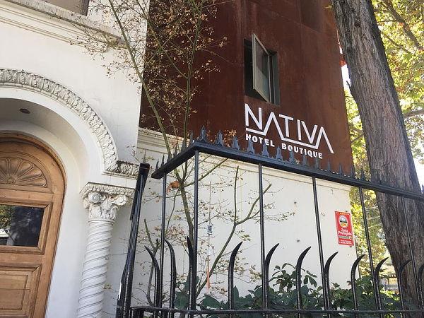Hotel Nativa Boutique, Stgo: 1 o 2 noches para 2 + desayuno