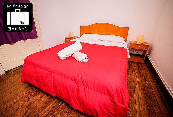 La Valija Hostel, Valparaíso: 1, 2 o 3 noches para 1 o 2