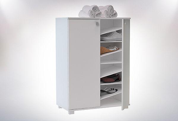 Organizador de Zapatos Color Blanco