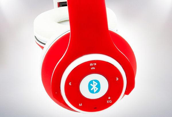 Audífonos Estéreo con Bluetooth