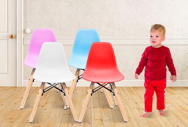 Silla Minimal para Niños, Colores a Elección