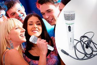 Micrófono Inalámbrico para Karaoke
