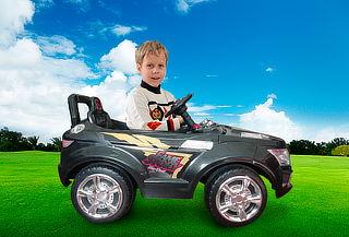 Auto tipo Audi a Batería con Control Remoto para Niños